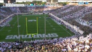 Tucker wants loud, rowdy atmosphere at Spartan Stadium