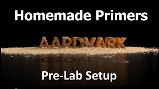 Homemade Primers Series - Part 6 EPH 20 Lab Setup