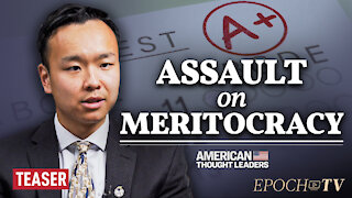 Kenny Xu on 'An Inconvenient Minority' and How the Push for Equity Is Dumbing Down America | TEASER