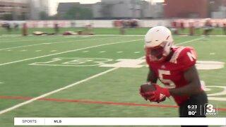 Nebraska football team making strides on offense in fall camp