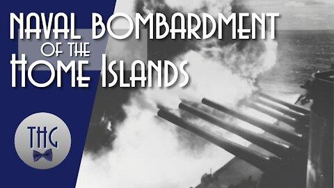 1945 Naval Bombardment of Japan
