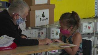 Foster Grandparents program celebrates 50 years of operation
