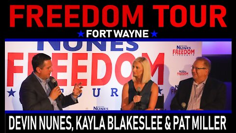 Freedom Tour Indiana: The Fake News Epidemic