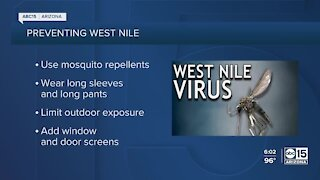 Maricopa County records record West Nile Virus levels