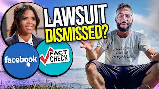 Candace Owens Lawsuit dismissed! viva frei vlawg