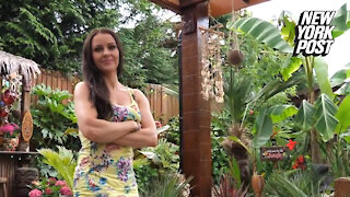 Woman spent $20K on tropical plant obsession