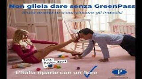 🌹 ASPETTANDO IL GREEN PASS 🌵🤔🥀 ...