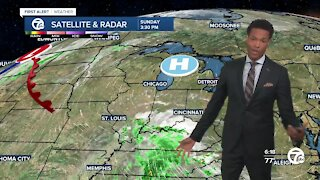 Tracking rain in the coming days