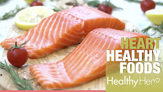 How To Eat Heart Healthy   Healthy Her