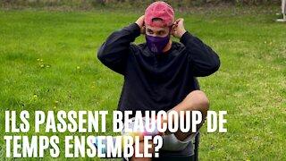 Jay Du Temple et Magalie Lépine-Blondeau passent du temps ensemble en confinement?