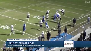 McAlester looking to avenge 2020 loss to Bishop Kelley