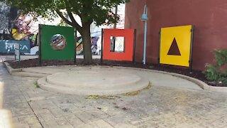 Lansing's tiniest park gets a big upgrade