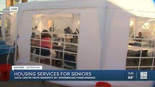 Housing services for seniors