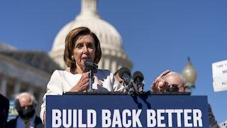 Democrats Leave Washington With Biden Agenda Unfinished
