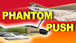 When a Phantom Pushed Another F4 out of Danger