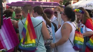 Akron Pride Festival returns after missing 2020 due to COVID