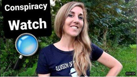 Conspiracy Watch 🔍 sous observation - La page sur Chloé F. 25.08.21