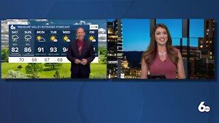 Scott Dorval's Idaho News 6 Forecast - Friday 7/30/21