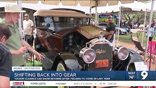 Tucson Classics Car Show revs back to life