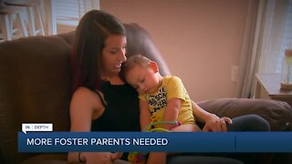 More Foster Parents Needed