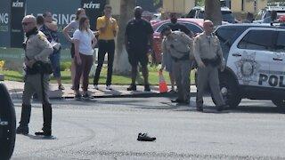 Student in deadly Las Vegas crash identified