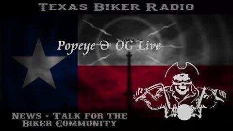 Texas Biker Radio #475 - Promo - Cyber Time