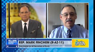 State Rep. Mark Finchem calls to decertify Arizona election results