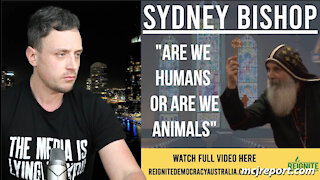 Sydney Bishop calls out government