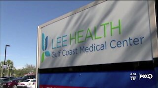 Lee Health nearing peak levels of COVID-19 patients