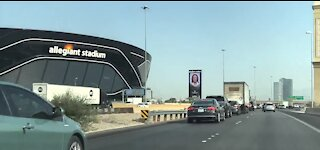 Traffic tips for busy Las Vegas weekend