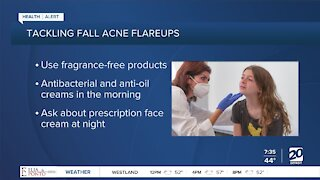 Take care of your skin this fall