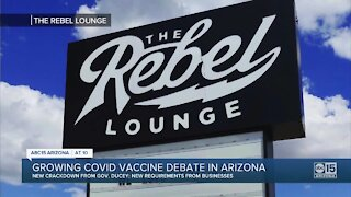 Independent Arizona music venues to require proof of COVID vaccine