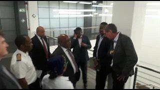 Mbalula bans cruise ships from entering SA ports (4HR)