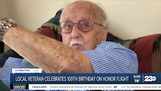 Veteran's Voice: Ronald Holdsworth