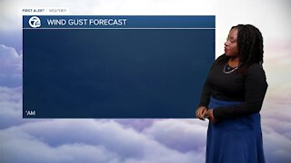 7 First Alert Forecast 5 pm Update Monday, October 18