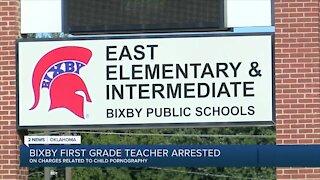Bixby First Grade Teacher Arrested