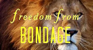 FREEDOM FROM BONDAGE, Part 2: The God Of A Second Chance, Exodus 3:1-10