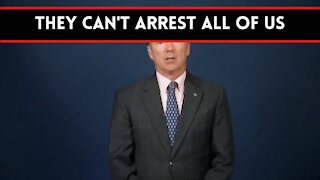 Sen. Rand Paul: They Can't Arrest All Of Us