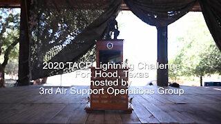 2020 TACP Lightning Challenge - Staff Sgt. Tyrell Hall