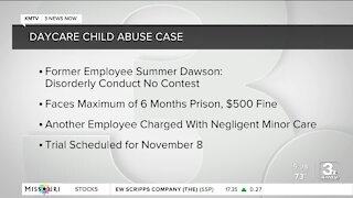 Former Rosewood daycare employee gives no contest plea to new charge