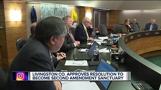 Livingston Co. approves resolution to become Second Amendment sanctuary
