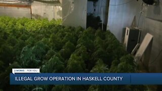 Green Gold Rush: Illegal multi-state grow operation shut down in rural Oklahoma