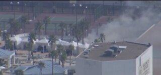 2-alarm fire breaks out at Westgate hotel-casino in Las Vegas