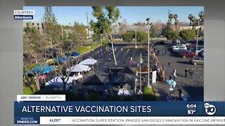 In-Depth: Alternative COVID-19 vaccination sites