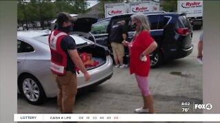 South Florida red cross to head to Louisiana