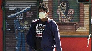 Experts Say Coronavirus Can Spread Through Talking, Breathing