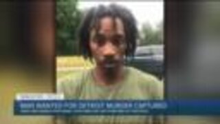 Arraignment today for suspect arrested nearly one year after deadly hit-and-run crash in Detroit