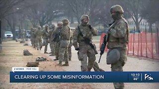 Sen. James Lankford dispels rumors around US Capitol attack