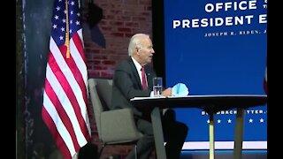 Joe Biden moves forward with transition process