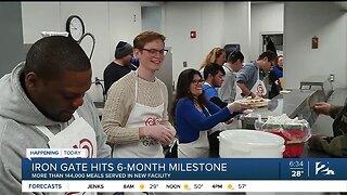 Iron Gate Hits 6-Month Milestone